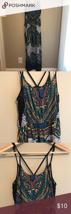 Maxi dress Patterned maxi dress Dresses Maxi