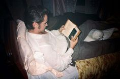 Colin Farrell on the set of The Beguiled