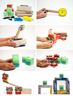 MAKEDO - find - create - play - share - inspire - HOW TO MAKE: Catapult