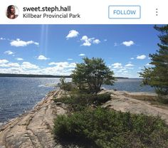 Killbear Provincial Park Ontario Parks, Canada, Camping, Beach, Water, Outdoor, Campsite, Gripe Water, Outdoors
