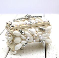 Patti's Artful Designs   Rectangular Trinket Box