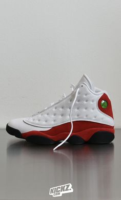 An OG and unique beauty - the Air Jordan 13 Retro 'True Red'