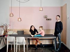Chez Andrea Marcante de UdA |MilK decoration
