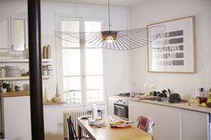 Vertigo Pendant - small Ø 140 cm Copper by Petite Friture