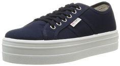 Victoria Blucher Rayas Plataforma, Damen Sneaker - http://on-line-kaufen.de/victoria/victoria-blucher-rayas-plataforma-damen-sneaker