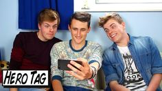 We did the 'Hero Tag' on @YouTube with Ollie Martin. It was hilarious and we hope you enjoyed it! Did you see it? http://youtube.com/nikinsammy http://twitter.com/nikinsammy http://facebook.com/nikinsammy Youtubers, Youtube