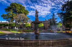 En #Morelia hay mucho para disfrutar, una ciudad con grandes ejemplares de la arquitectura colonial #SéBienvenidoAquí