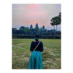 Angkor Wat Cambodia #shorutigogoi #cambodia #angkorwat #siemreap