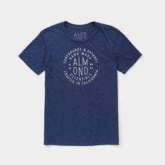 The Dusk T-Shirt // Dark Navy