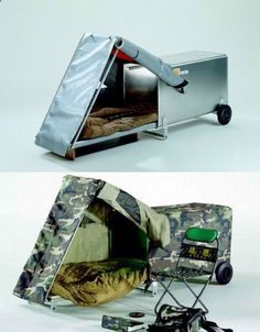 Housing for the Homeless: 14 Smart Sensitive Solutions, from Web Urbanist. weburbanist.com/...
