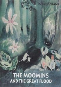 Tove Jansson's first ever Moomin book 'The Moomins and the Great Flood'. Tove Jansson began writing the book in War had broken out, and the 25 year old Finnish writer was thinking about a different world, one not shot through with fear and hatred. Tove Jansson, Art And Illustration, Moomin Books, Moomin Valley, Art Design, Oeuvre D'art, Childrens Books, Artsy, Drawings