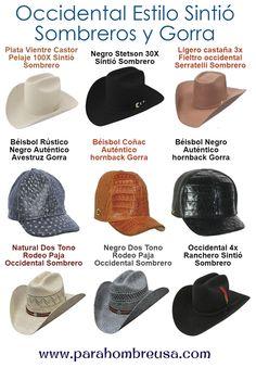 Calidad Cuero Occidental Estilo Sintió Sombreros y Gorra a Parahombreusa  Cowboys d2ddec126c5