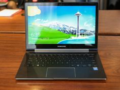 Samsung Ativ Book 9 Plus shows off super high-res screen (pictures) - CNET Reviews