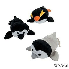 Looking for a small holiday gift for kids, grandkids, neighbors or friends? These adorable Mini Penguins are perfect for gift bags or mini Christmas stockings . Adopt A Penguin, Club Penguin, Zoo Phonics, Mini Christmas Stockings, Penguin Birthday, Novelty Toys, Operation Christmas Child, Kid Party Favors, Party Games