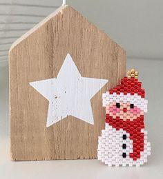 petit bonhomme de neige de Noël