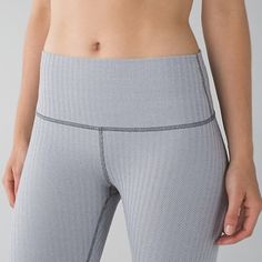 Lululemon Ghost Herringbone High Times NWT, never worn. Size 8. I'm in love with these but I need a 6, not an 8. I will ONLY trade for these same exact pants {NWT} in a size 6! Will update with more photos soon. DO NOT make any negative comments about the price, keep in mind Posh's 20% fee, and these are completely sold out and sell for much more than retail! Smoke/pet free home. Ask all questions before buying. NO TRADES OTHERWISE! ❌ lululemon athletica Pants Leggings