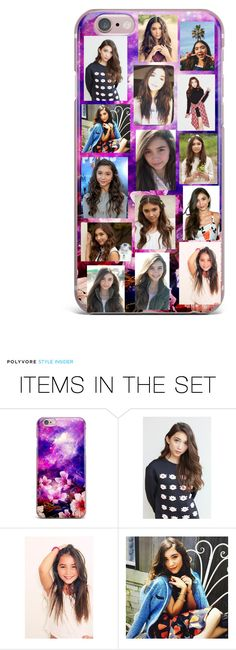 """""""Rowan Phone Case"""" by mckennastead ❤ liked on Polyvore featuring art, contestentry and PVStyleInsiderContest"""
