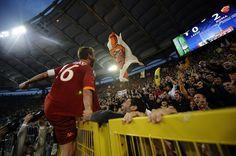 De Rossi. Curva Leap