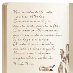 Bráulio Bessa nos emociona com sua 'Poesia com Rapadura', que rola toda 6ª no 'Encontro'