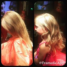 Before & After cut and style