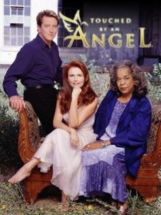 Touched by an Angel - I loved this show.  It was pure, wholesome and always told such a good message.  The writer was a christian who did what she could to share the gospel (working for a secular co.) and the actors, producers etc.  created an amazing show that lasted 7 years.   John Dye, Roma Downey, and Della Reese.. amazing show!
