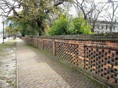 Brick Fence | Robert 345 | Flickr