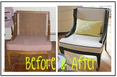 Paint and revamp a a piece of thrift store furniture