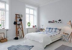 50 Cozy And Comfy Scandinavian Bedroom Designs | DigsDigs ...