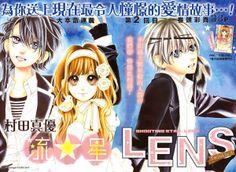 Nagareboshi lens manga