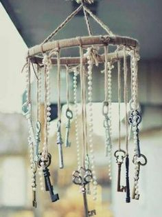 wind chime by gretchen