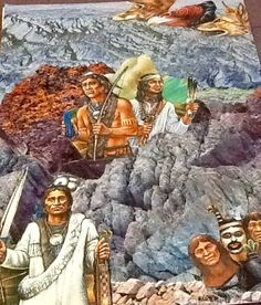 I am the one who hears the wisdom of the ancients in the mountains and hills.