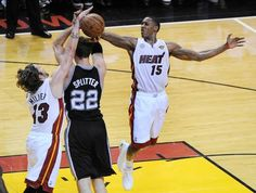 Photos: Mike Miller through his Heat years