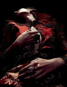 fashion editorials, shows, campaigns & more!: katlin aas and kasia jujeczka by alessio bolzoni for 10 magazine spring / summer 2015 Queen Aesthetic, Red Aesthetic, Night Aesthetic, Fortes Fortuna Adiuvat, Spirit Fanfic, Lizzie Hearts, Persephone, The Villain, Dragon Age