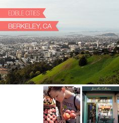 Berkeley, California, and Juice Bar Collective, with Stephanie from The Culinary Life / @Stephanie Stiavetti