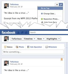 Everything You Need to Know About the New Facebook Page 2012