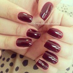 15 vermelhos. #luxor #rednails