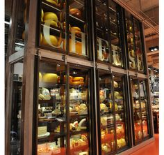 Loblaws, Wall Of Cheese, Maple Leaf Gardens