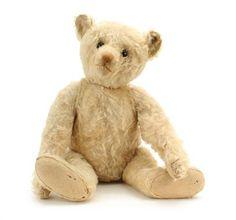 Lot 355 – A Steiff white mohair Teddy – Dolls  Teddy Bears 28 Nov 2013