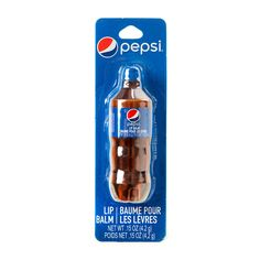 Pepsi Flavored Lip Balm in Soda Bottle | Claire's