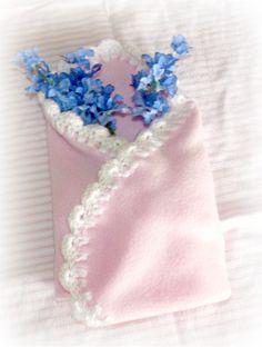 Crafty Mischief: Tiny Angel Blanket**