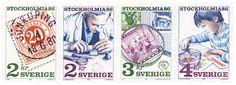 Stockholmia 1986, 4kr sverige