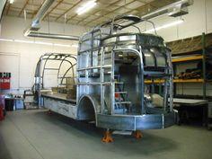 gm futurliner interior - Google Search