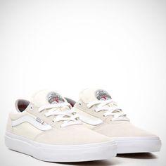 aec3eb7f5d Vans Gilbert Crockett Pro Whisper White Pro Skate