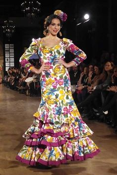 Traje de Flamenca - Luisa-Perez - We-Love-Flamenco-2016