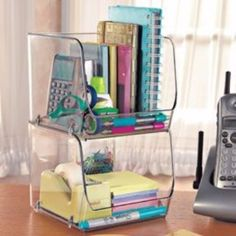 21 Desk #Organization  #Ideas to Help You Pull ⛓ #Yourself Together at Work  ...