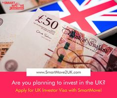 Tier 1 (Investor) visa category is developed to encourage high-net-worth individuals to make substantial financial investments in the UK. So if you are planning to invest in the UK, apply for your Investor visa now with The SmartMove2UK.  We are an immigration law firm with visa and immigration lawyers on board to assist you for the entire immigration process.  #Tier1InvestorVisa #UKTier1InvestorVisa #UKInvestorVisa #InvestmentImmigrationUK Lawyers, Net Worth, Investors, About Uk, Encouragement, How To Apply, How To Plan, Board, Lawyer