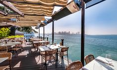 Island Prime/C Level - Dine over the water with a view of the majestic San Diego city skyline while feasting on a killer happy hour menu from an award-winning chef! - http://imi.is/1fqjcQs