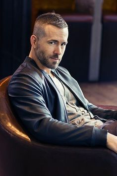 Top of the crops | See more about Ryan Reynolds, Ryan O'neal and Thinning Hair. Photos from the site http://www.asos.com/men/fashion-news/2...