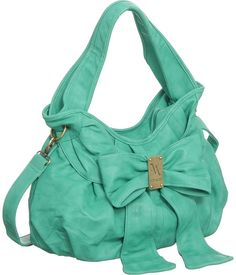 So Cute Teal purse # bow # accessories Turquoise Purse, Bow Purse, Bag Jeans, Thing 1, Cute Purses, Vogue, Up Girl, Tiffany Blue, Shoes