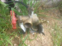 swamp cooler water line tap